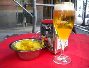 Tapas in Madrid