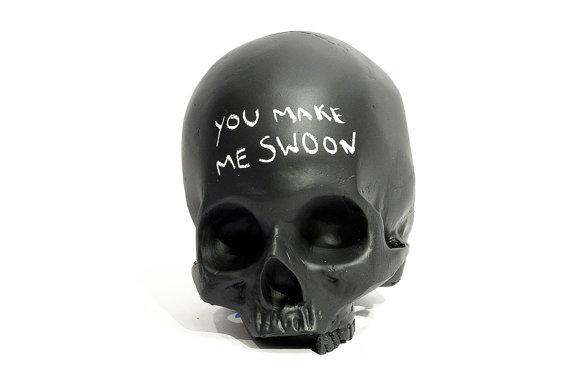 Chalkboard cranium