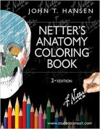 Netter Coloring Book