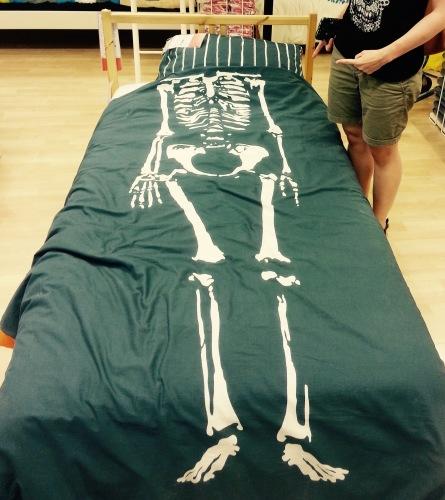 Ikea twin bedspread