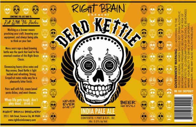 Dead Kettle IPA