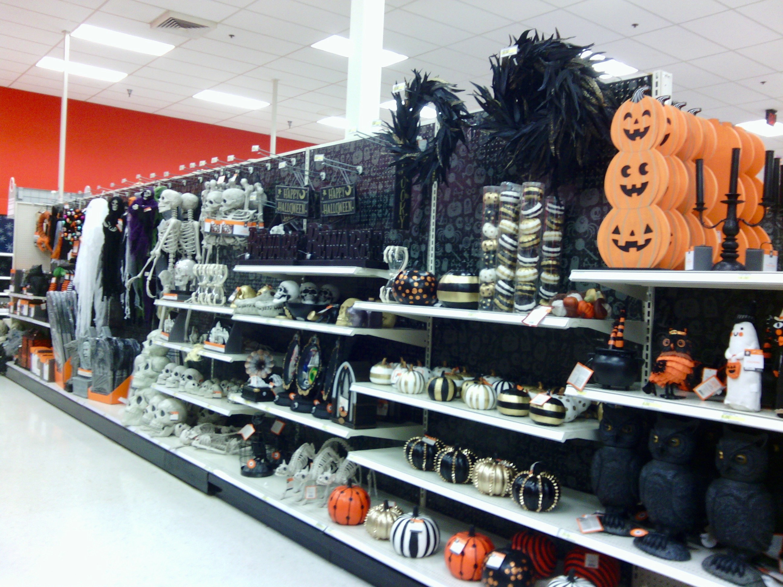 halloween exploded - Target Halloween Decorations