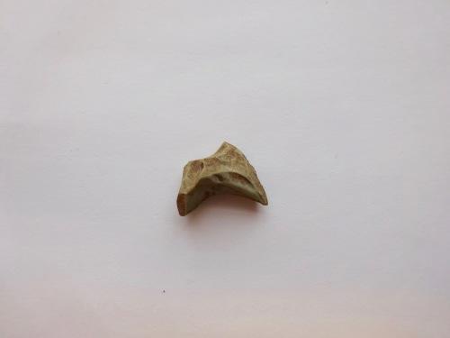 Angled shatter lunate
