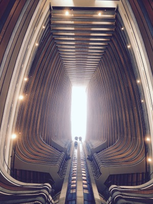 The Atlanta Marriott Marquis: A Giant Ribcage