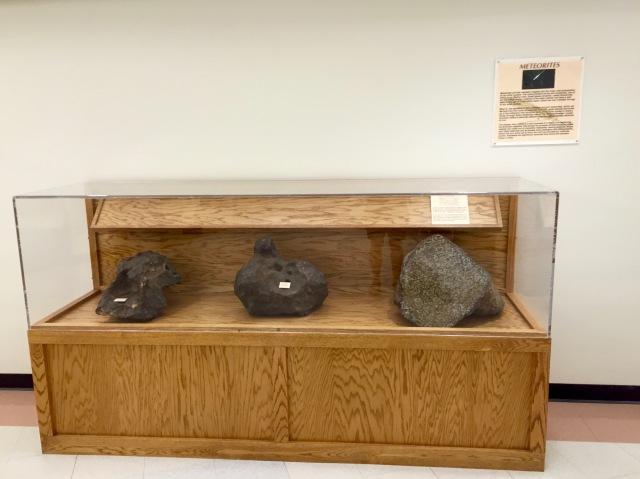 Case o' meteorites