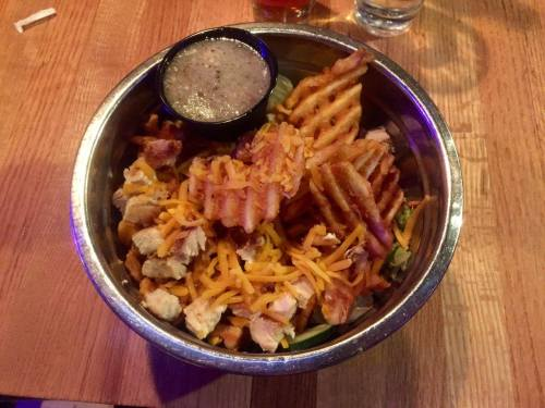 A Pittsburgh salad