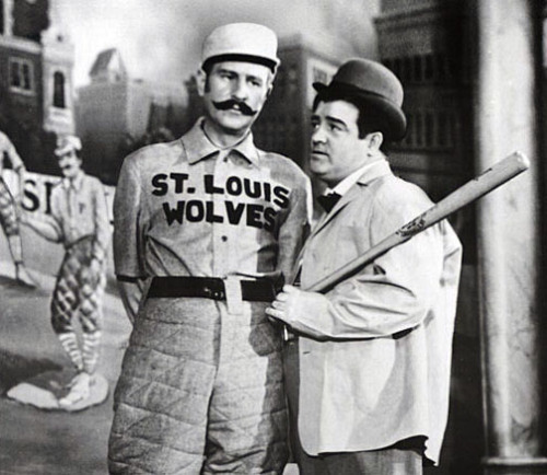 Abbott & Costello –Who's on First